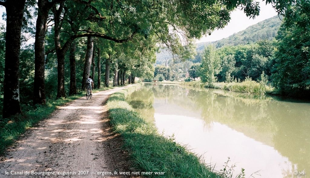 0708-Canal_de_Bourgogne-locatie-onbekend