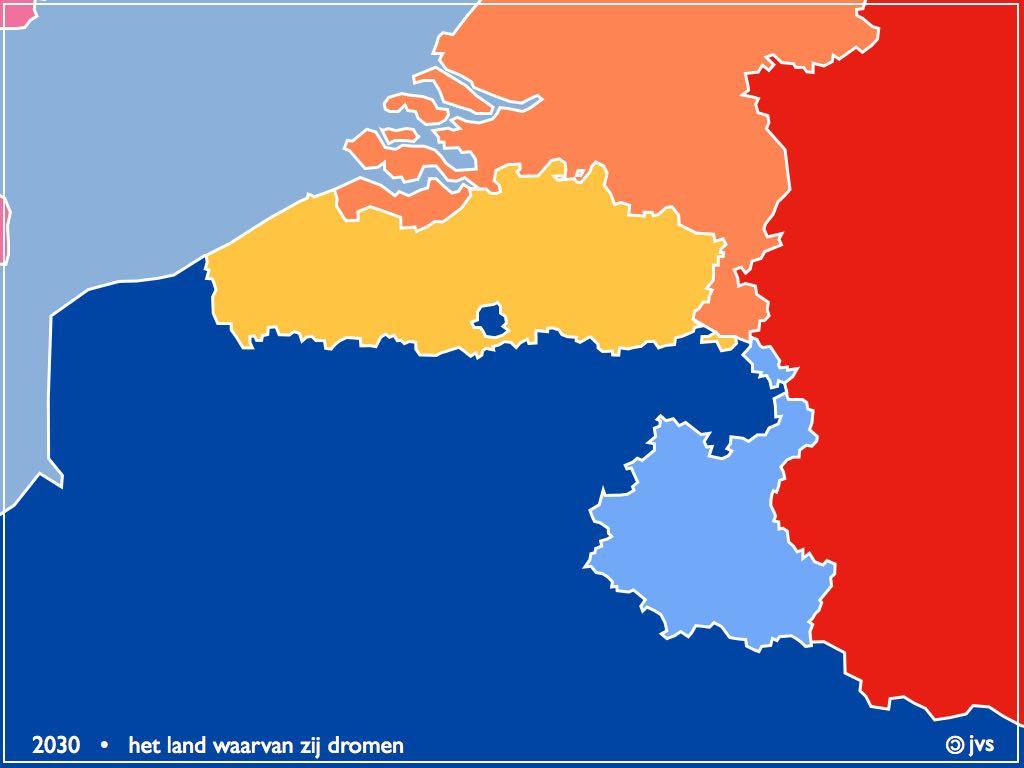 """""""België"""" in 2030"""