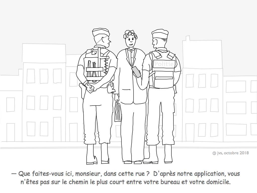 controle policier dans la rue efd l adresse