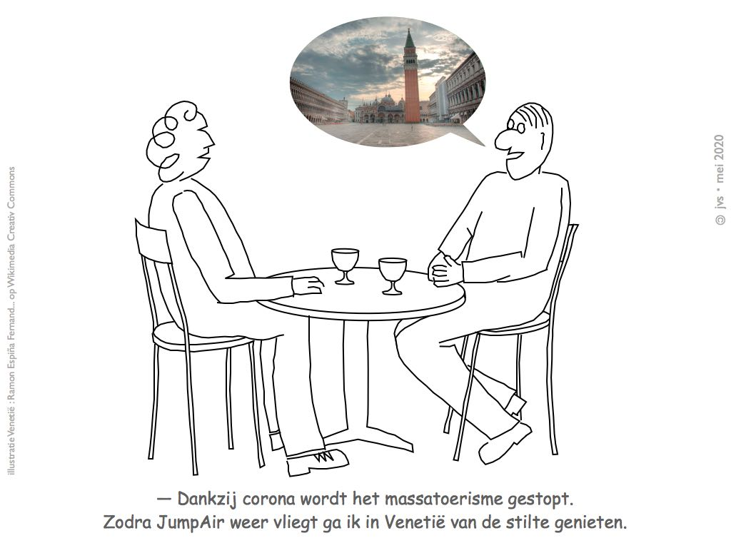 gesprek over massatoerisme